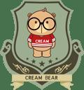Official Creambear and Sammao Logo